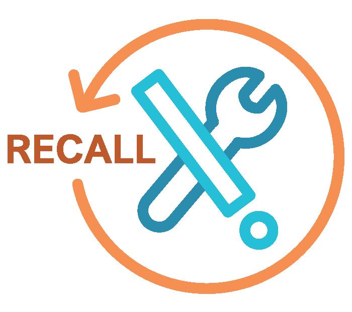 Product Recalls Icon